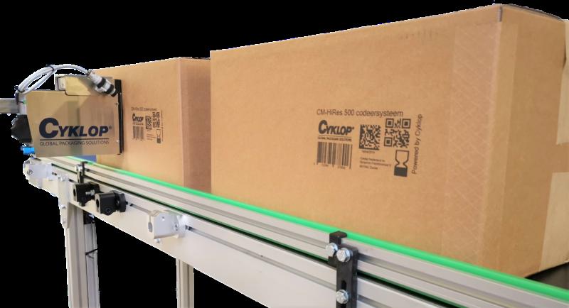 Cm 500 Print Logo Boxes