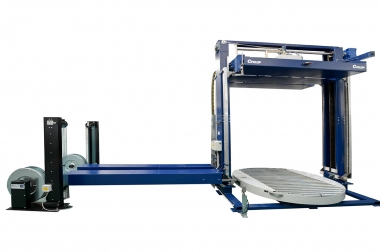 Strapping machine Spe Front